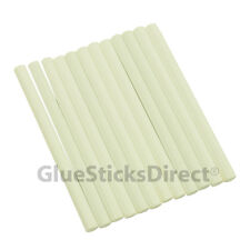 "White Faux Wax Glue Stick mini X 4"" 12 sticks"