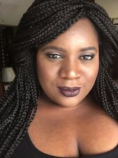 braided lace front wig