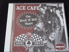 Ace Cafe The Rock 'N' Roll Years NEW CD GENE VINCENT ADAM FAITH BUDDY HOLLY