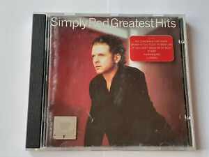 cd simply red: greatest hits