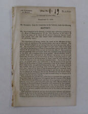 Government Doc US Law Legal History To Procure State Laws Edward Everett 1829