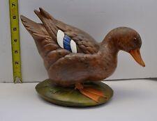 Ceramic Decoy Duck Porcelain Figure