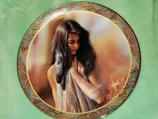 """Native Beauty """"Quiet Time"""" Decorator Plate15169C Limited Edition."""