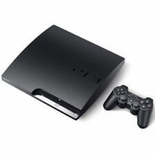 Console Playstation 3 Slim avec 4.55 Custom Firmware 320 Go condition A1 LOT1