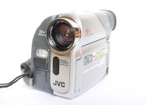 JVC GR D23E video videocamera digitale cassetta Mini DV funzionante testata