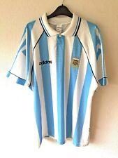 VINTAGE 1996 ARGENTINA HOME FOOTBALL SHIRT XL