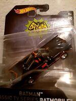 Hot wheels batman classic tv series batmobile