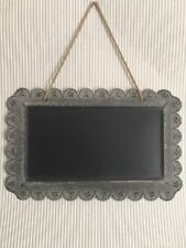 Rectangle Metal Wall-mounted Message Boards