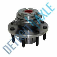 Front Wheel Bearing & Hub for F-250 F-350 SRW FROM 3/22/99 4x4 NO ABS