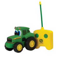 Tomy John Deere Johnny Tractor Remote Control Car - Farm Toy - Kids 18 Months