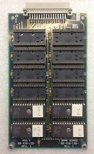 BROWN AND SHARPE EPROM 80-410-139 (4) TEXAS INSTRUMENTS 28 PIN MEMORY CHIPS