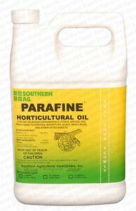 Parafine Horticultural Oil - 2.5 Gallon