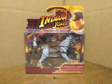 Indiana Jones with Horse Raiders of the lost Ark Hasbro 2008 (Neuf)