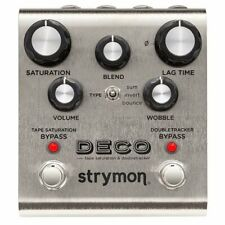 Strymon Deco - Tape Saturation & Doubletracker ** Free shipping in the USA **