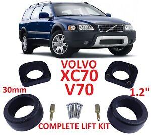 "Lift Kit for Volvo XC70 V70 2000-2007 1.2"" 30mm strut coil spacers leveling set"
