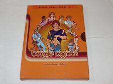 Boogie Nights DVD 2000 2-Disc Set New Line Platinum Series Drama Rated-R