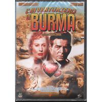 L'Avventuriero Di Burma DVD Robert Ryan Barbara Stanwyck Sigillato