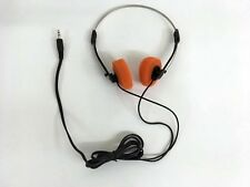 Orange Headphones - Guardians of the Galaxy Star-Lord Cosplay Starlord Costume
