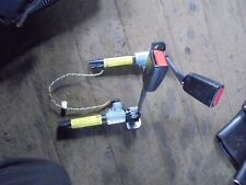 bmw e60 rear seat belt tentioners from 2005