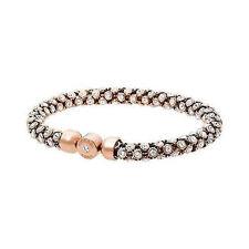 Michael Kors Mesh Rose Gold Tone Bracelet  MKJ4784791 Agsbeagle SALE