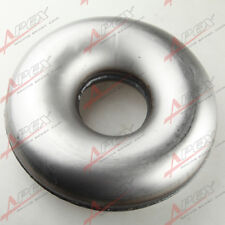 "INTERCOOLER PIPE MANDREL BEND MILD STELL 2.5"" 360 DEGREE DONUT SEAMED"