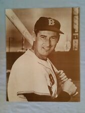 "Ted Williams Picture Photo Print - 10""x14"""