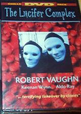 The Lucifer Complex (DVD, 2004) Robert Vaughn WORLD SHIP AVAIL