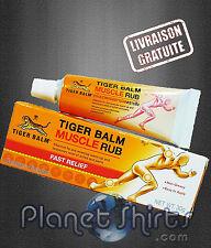 """Baume du Tigre Crème """"MUSCLE RUB""""  (30g) **Numéro de suivi Offert** Tiger Balm"""