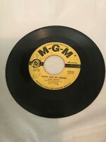"""TOMMY EDWARDS - IT'S ALL IN THE GAME / PLEASE LOVE ME FOREVER - 7"""" VINYL 45 RPM"""