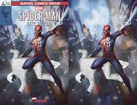 Spider-Man City At War 1 Skan Srisuwan Virgin Set Variant Amazing Fantasy 15