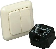 Kopp Free-control® Funk-Set Rollladen- / Serienschalter Standard creme-weiß NEU
