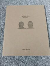 More details for pet shop boys literally no40. very good condition of no 40 fan club magazine.