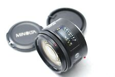 Minolta AF 24mm F/2.8 Wide Angle Lens for Sony A-mount from Japan #Y88