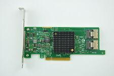 LSI SAS 9207-8i Storage controller - 8 Channel SATA 6Gb/s / SAS low LSI00301 OEM