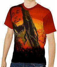 New Bob Marley Mens T-Shirt Tee Size S M L XL 2XL 3XL