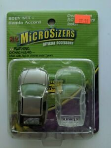 Hobbico R/C Microsizers HONDA ACCORD Tourer WAGON body set Bitchar-G
