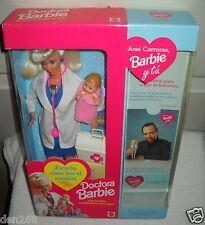 #9170 RARE NRFB SPAIN Jose Carreras Barbie Y Tu - Doctora Barbie Foreign Issue