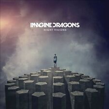 IMAGINE DRAGONS Night Visions CD BRAND NEW
