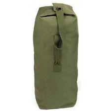 Top Load Military Canvas Duffle Bag Seabag 25 X 42 Army Navy Marines OD GREEN
