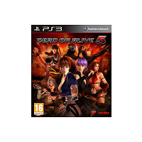 Dead or Alive 5 For PAL PS3 New & Sealed In Box