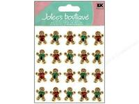 Jolee's Boutique Stickers - Ginger Bread Repeats #762