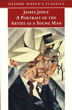 Very Good, A Portrait of the Artist as a Young Man (Oxford World's Classics), Jo