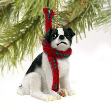 AD-JR55SL Jack Russell Terrier Dog Photo Slate Christmas Gift Ornament
