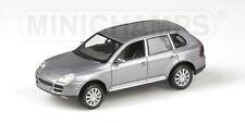 Porsche Cayenne V6 2003 - Grey - 1/43 - Die cast car Voiture miniature NEUF