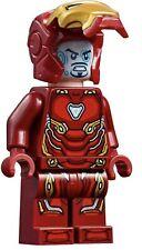 LEGO Iron Man MK50 Minifigure only - LEGO Avengers 76125