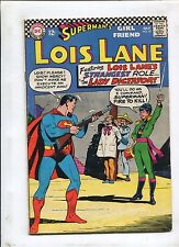 Superman'S Girlfriend:Lois Lane #75 (6.0) The Lady Dictator!