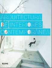 Arquitectura de interiores contemporánea. Jennifer Hudson