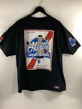John Cena Hustle Loyalty Respect HLR WWE Authentic Mens T Shirt 2XL XXL Black