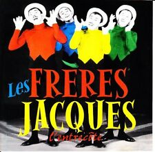 Freres Jacques, Les, Les Frères Jacques - L'entrecote [New CD] France - Import