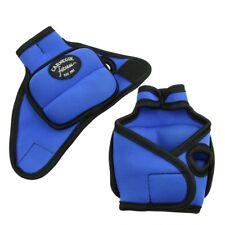 Carnegie Wearable Weight Set - 2 Handgelenk-Gewicht-Manschetten mit Daumenschlau